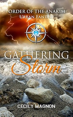 Gathering Storm by Cecily Magnon