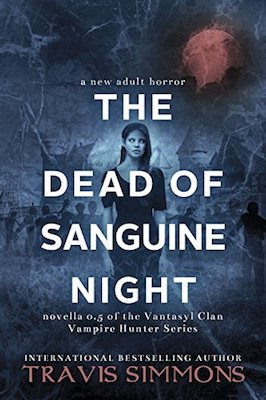 The Dead of Sanguine Night by Travis Simmons