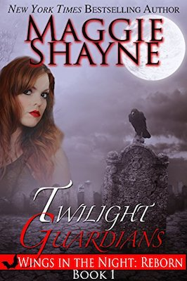 Twilight Guardians by Maggie Shayne