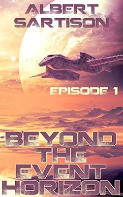 Beyond the Event Horizon by Albert Sartison