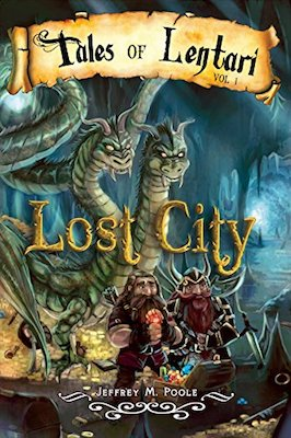 Lost City by Jeffrey M. Poole