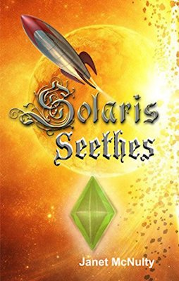 Solaris Seethes by Janet McNulty