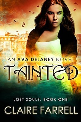 Tainted by Claire Farrell