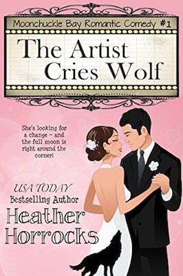 The Artist Cries Wolf by Heather Horrocks