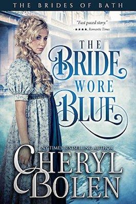The Bride Wore Blue by Cheryl Bolen