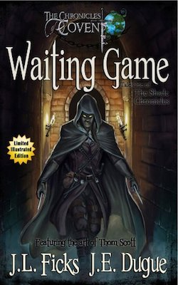 Waiting Game by J.L. Ficks & J.E. Dugue,