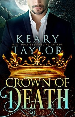 Crown of Death by Keary Taylor