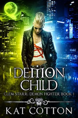 Demon Child by Kat Cotton