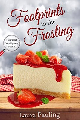 Footprints in the Frosting by Laura Pauling