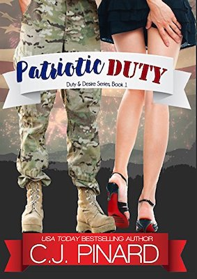 Patriotic Duty by C.J. Pinard