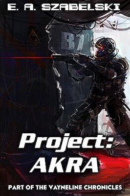 Project: AKRA by E.A. Szabelski