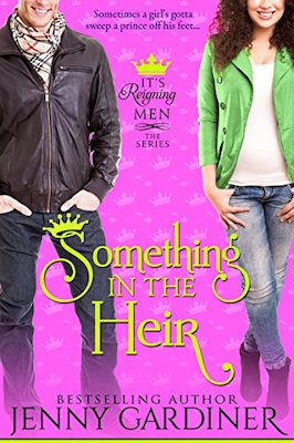 Something in the Heir by Jenny Gardiner