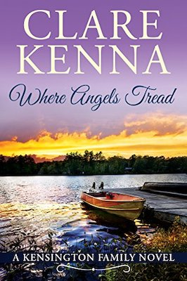Where Angels Tread by Clare Kenna