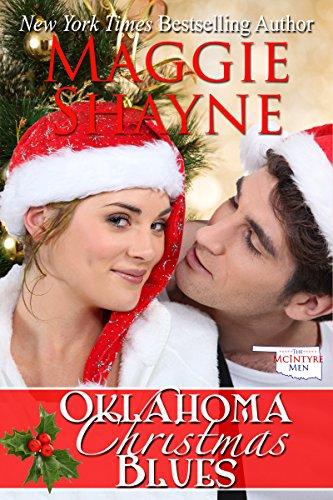 Oklahoma Christmas Blues by Maggie Shayne