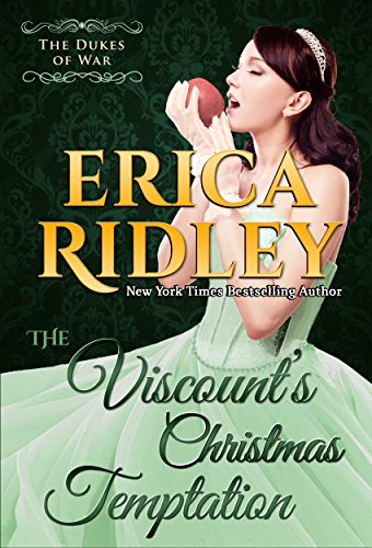 The Viscount's Christmas Temptation by Erica Ridley
