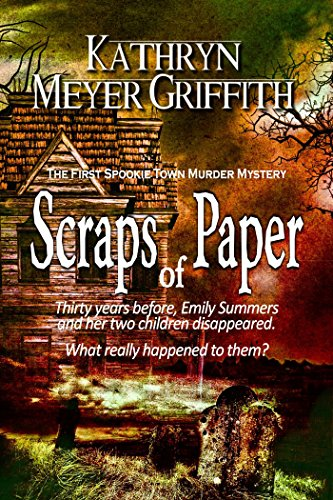 Scraps of Paper by Kathryn Meyer Griffith