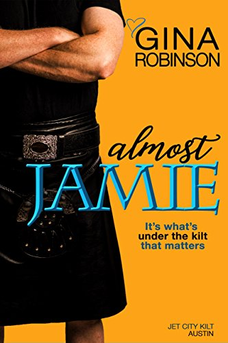 Almost Jamie by Gina Robinson