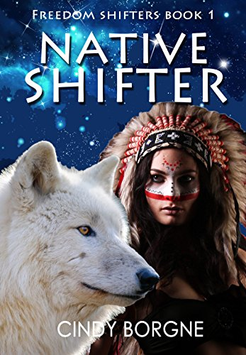 Native Shifter by Cindy Borgne
