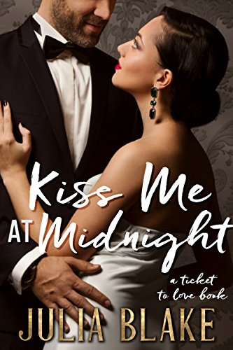 Kiss Me at Midnight by Julia Blake