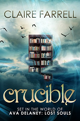 Crucible: A Phoenix Novella by Claire Farrell