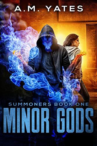 Minor Gods by A.M. Yates