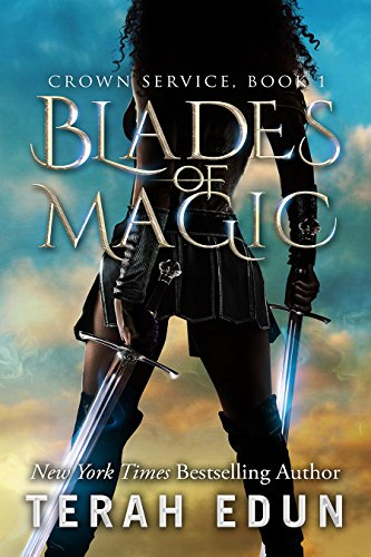 Blades of Magic by Terah Edun