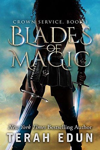 Blades of Magic by Terah Edun