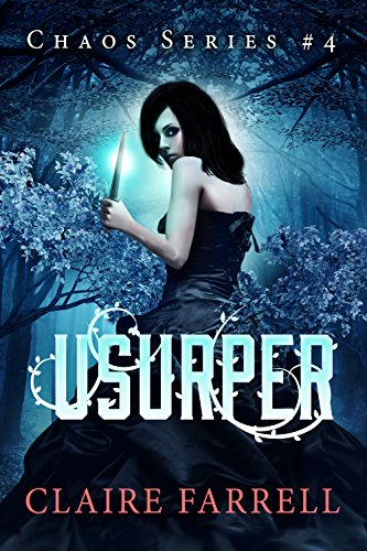 Usurper by Claire Farrell