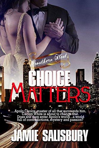 Choice Matters by Jamie Salisbury