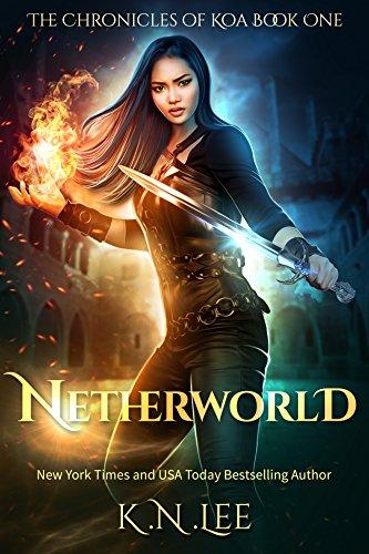 Netherworld  by K.N. Lee