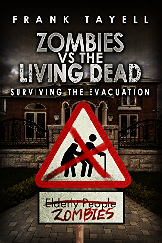 Zombies vs The Living Dead by Frank Tayell