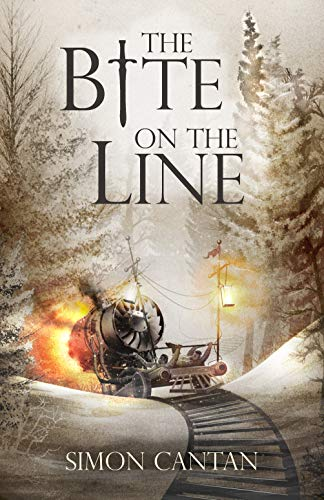 The Bite on the Line by Simon Cantan