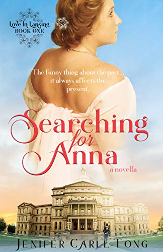 Searching for Anna by Jenifer Carll-Tong